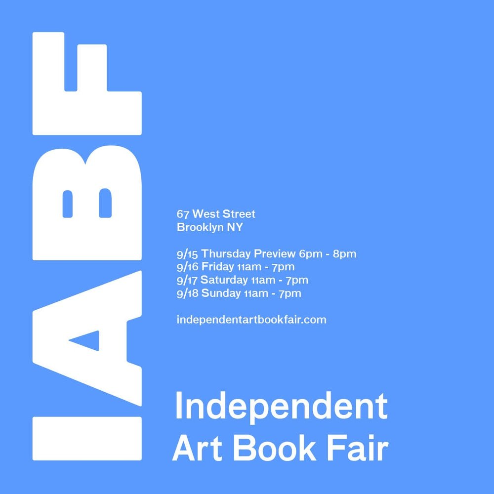 New York:: Come see Evan McKnight repping Nighted this Friday-Sunday at IABF.   Admission is free and all of our latest issues will be available¡¡