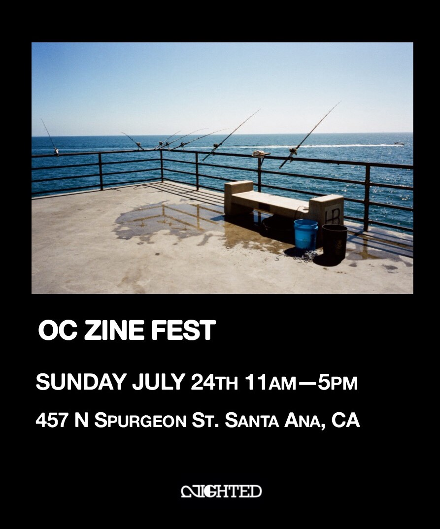 Santa Ana:: We have a table full of zines for you this Sunday at OC Zine Fest¡¡ Brand new releases by Clark Allen and Nick Garcia, and lots of rare out of print issues.