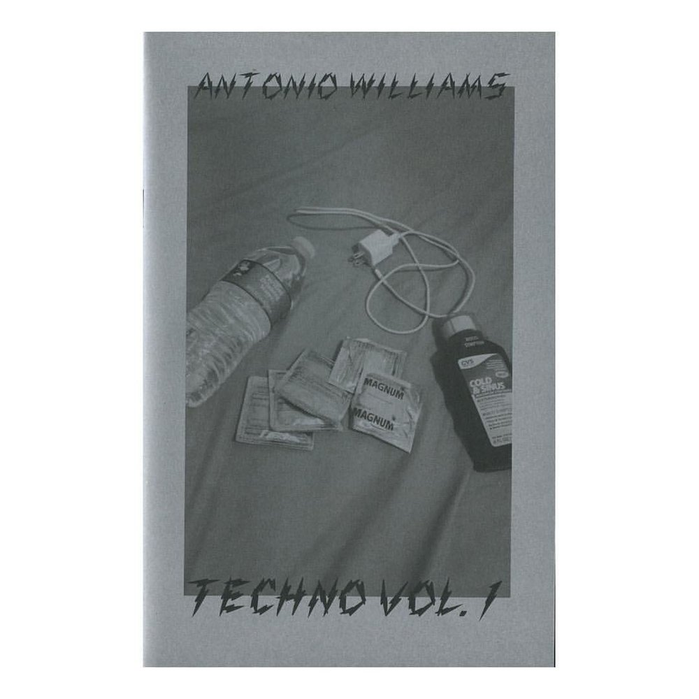 New zine by Antonio Williams coming this Thursday, Oct.1¡¡ #zinereport