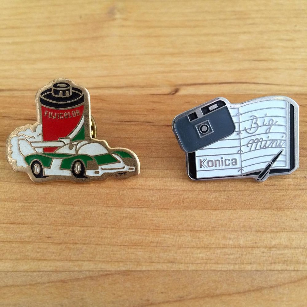 We have about 30 throwback pins going up on September 1st¡¡