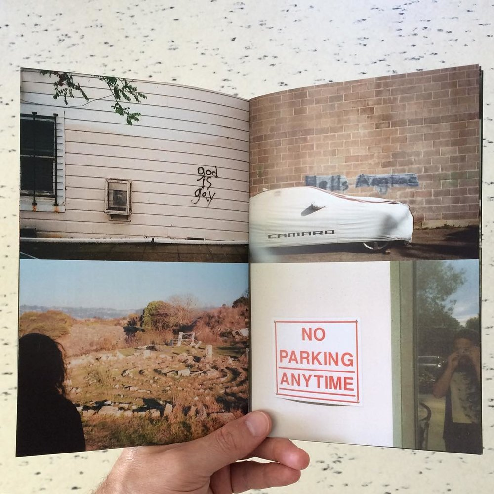 "Also available this weekend at Feels III, then online Monday:: ""Comfy Life 4"" by Nick Garcia.  #zinereport"