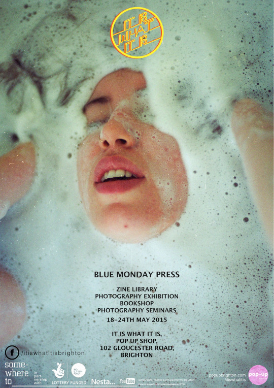 Our homie Ben Gore of Blue Monday Press is throwing an awesome pop up in Brighton, go check that out¡¡