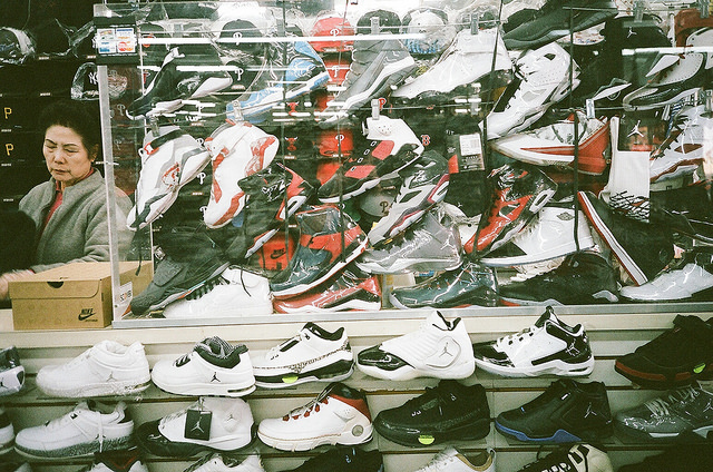 nickycrucial :      Sneakers  on Flickr.