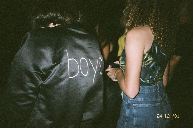 Boys by cocaineiagua on Flickr.