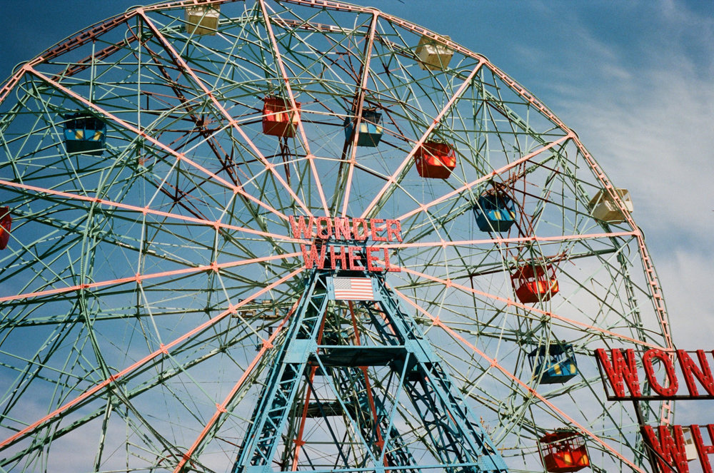demetriparides :     © Demetri Parides | Leica M4-P | Kodak Portra 400 | Coney Island, NY
