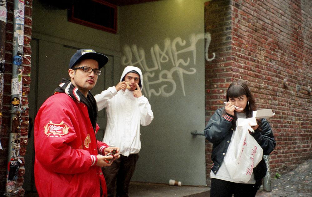 human-swine :     Crew//2014