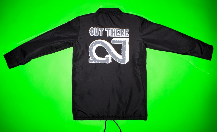 The last of the OUT THERE Jackets are on sale for $40! Up now in the NIGHTED Store until they're gone..
