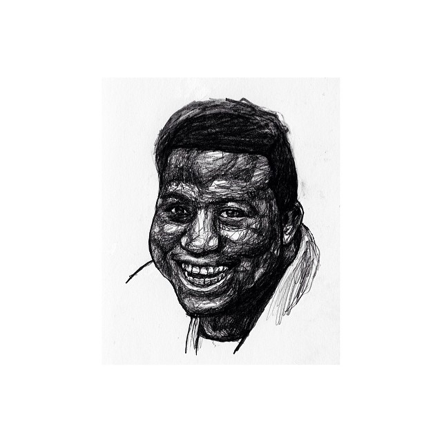 williamkannar: #myart #art #gucci #mane #pencil