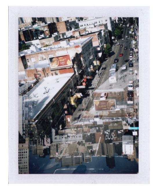 Polaroids book   by Carson Lancaster