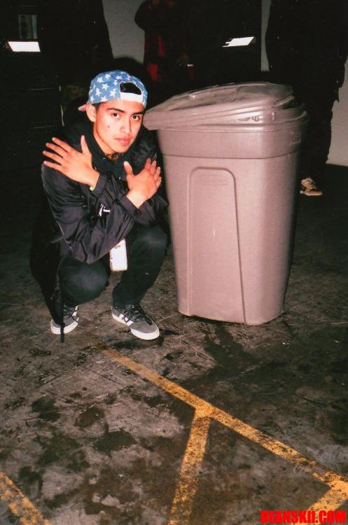 deanskii :     trashy//classy
