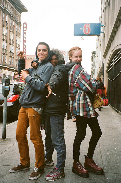 kebleier: shawn whisenant, 'camera girl', & alexis gross. shawn really showed us what was up in the tenderloin