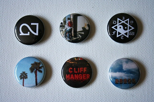 New Kalf Life // NIGHTED Button Packs!
