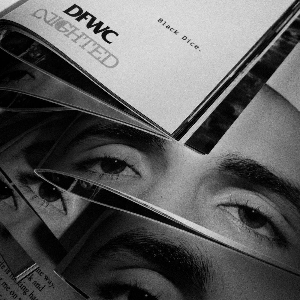 Black Dice - New zine by Wables DFWC - drops tomorrow!