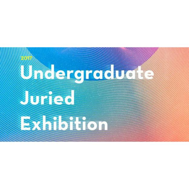 Stamps Juried Undergraduate Exhibition 2017-2018 -