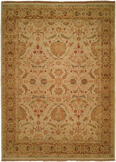 Rug #003856 Retail: $2,479.00 Sale: $ Size: 4'x6' Color: Summer Sorbet Hand Knotted Wool Made in India