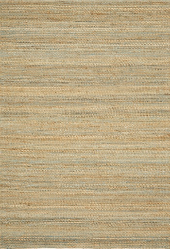 Rug #003875 Retail: $314.50 Sale: $220.00 Size: 4'x6' Color: Teal Made in India Jute