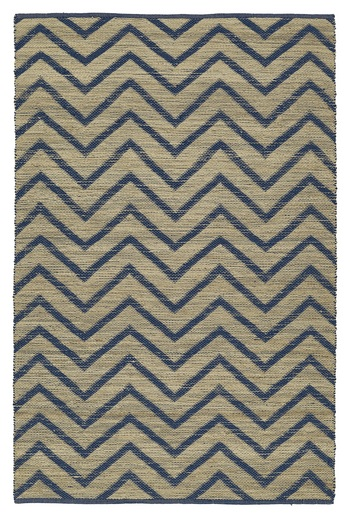 Rug #003785 Retail: $314.50 Sale: $220.00 Size: 4'x6' Color: Navy Made in India Jute