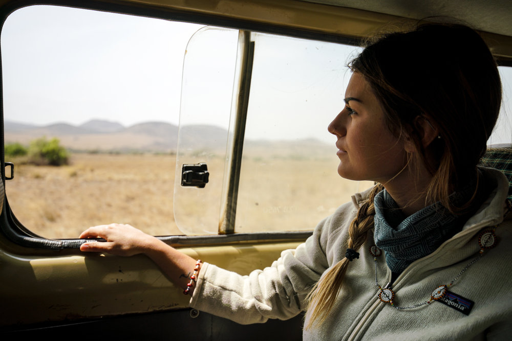 Safari to Lake Natron in Tanzania. Photo: Zach Fackrell.