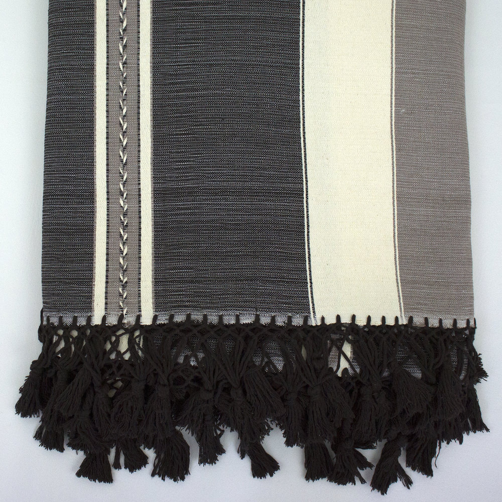 OF103 Oaxca Grey on Grey Queen Coverlet Throw - 2.jpg