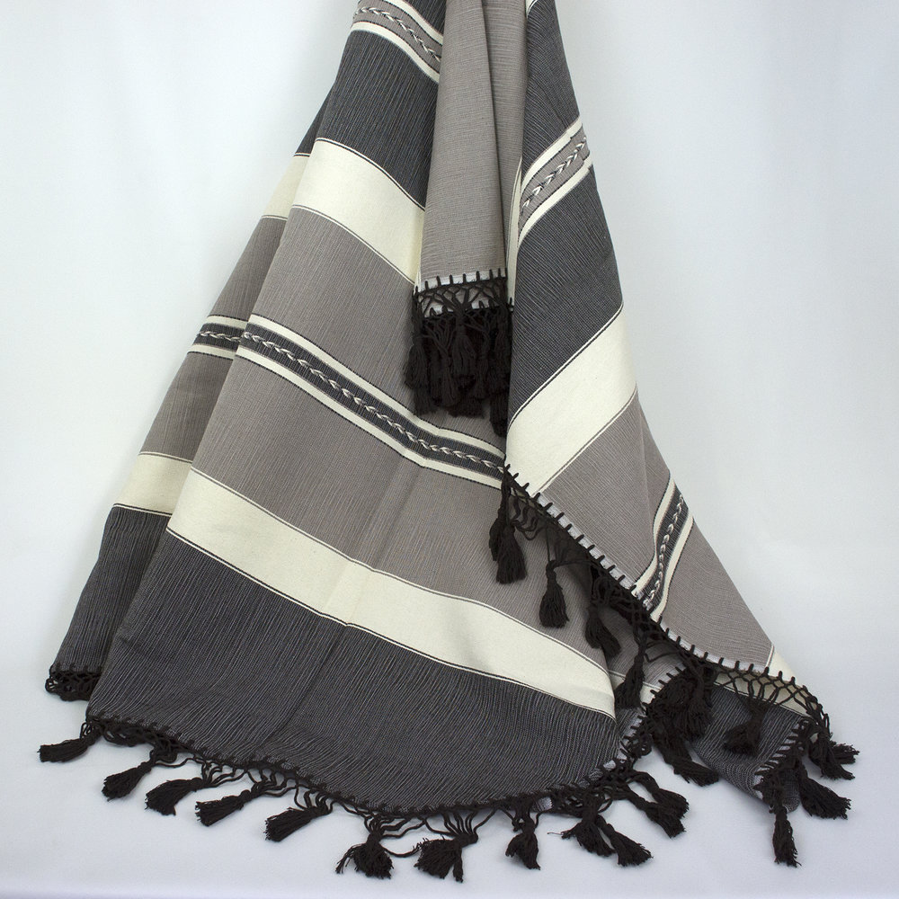 OF103 Oaxca Grey on Grey Queen Coverlet Throw.jpg