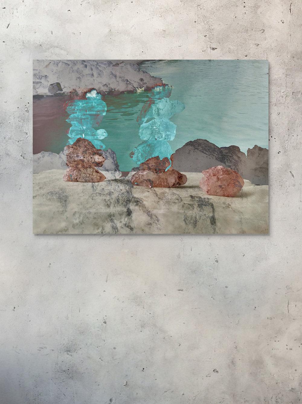 mineral forest fine art - Bridge