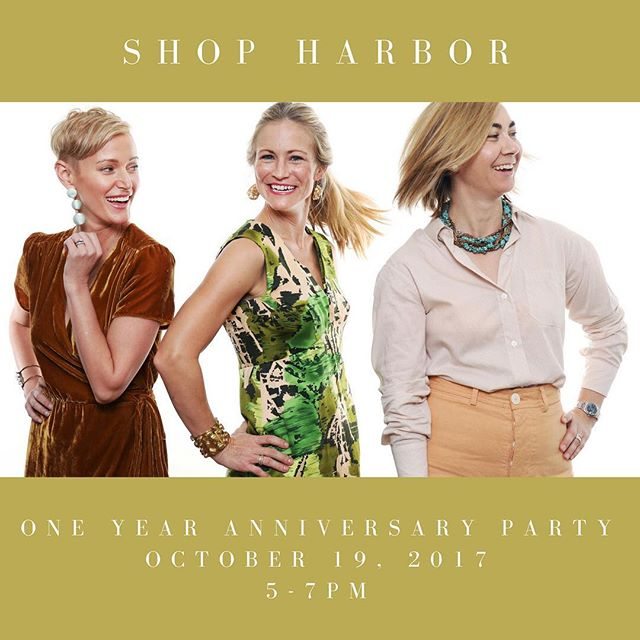We can't believe it's been a year since we opened Shop Harbor! The design collective housing BMA At Home, Mineral Forest, and Hannah Betzel has been an adventure and we're excited to see where it takes us in the coming year. Please join us as we toast to our first year in the green house on Lumpkin and let us thank you with music, light bites, beer, and cocktails for supporting us on this exciting journey! THURSDAY OCTOBER 19, 2017, 5-7pm, 1676 S. Lumpkin St. Athens, GA 30606.  Be there or be square!  Click main link to RSVP. . . . . . . #itstimetoparty #1yearanniversary #dspattern #finditstyleit  #myathensstyle #myathens #inspiremyinstagram #visualcrush #creativityfound #homedecor #posititfortheaesthetic #seekthesimplicity #pursuepretty #interiordesign  #livefolk #liveauthentic #collaborate #creativecommunity