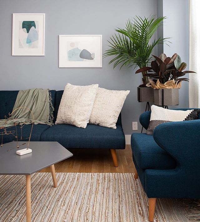 Denim dreams from our #Boston #shoppablestay Is there anything in this photo you wish you had in your home?