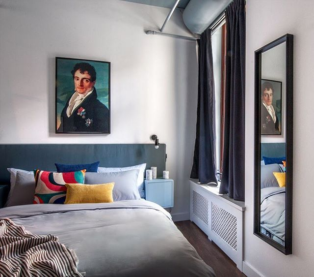 Classic good design by #fulhaus for @maisonsco new #boutiquehotel in #oldmontreal