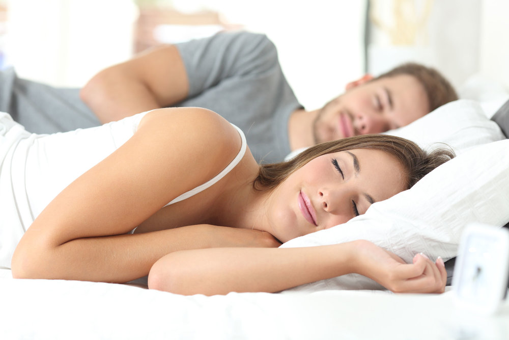 You deserve a great night's sleep.