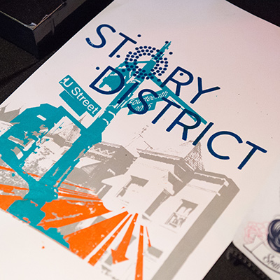Story District - Campaign