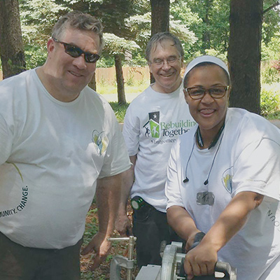 Rebuilding Together Montgomery County - Campaign