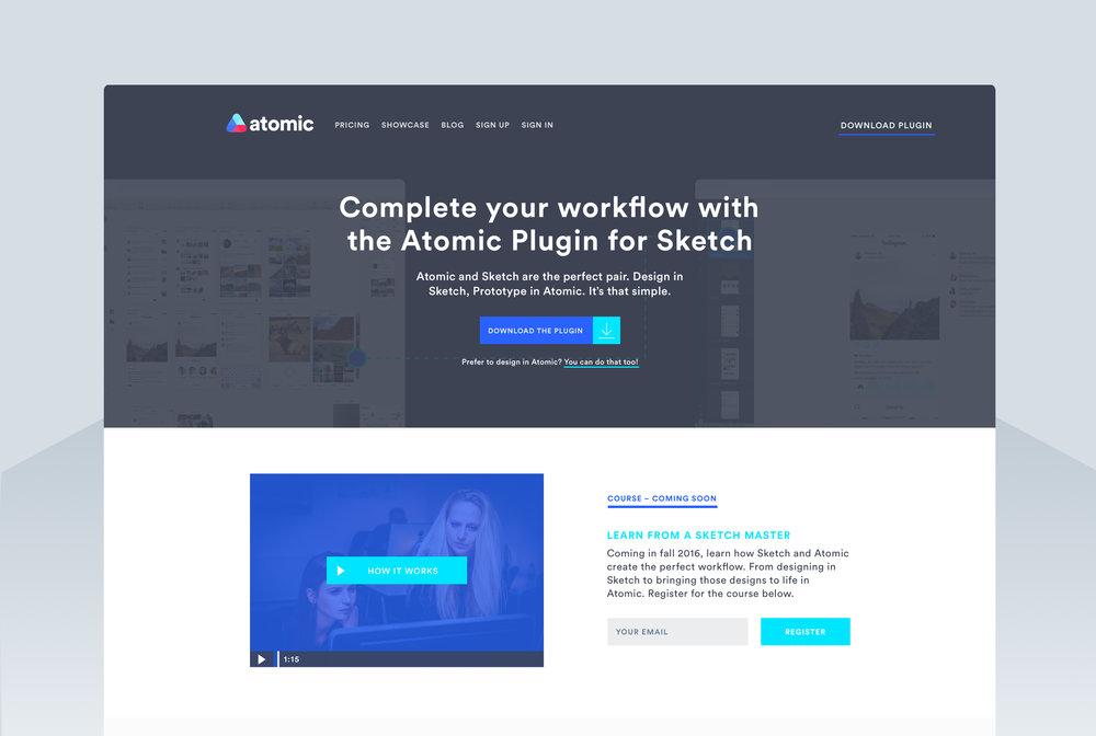 Atomic work