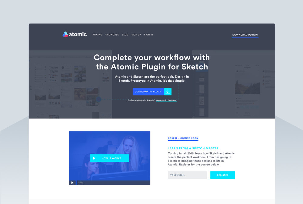 Collection of Atomic work