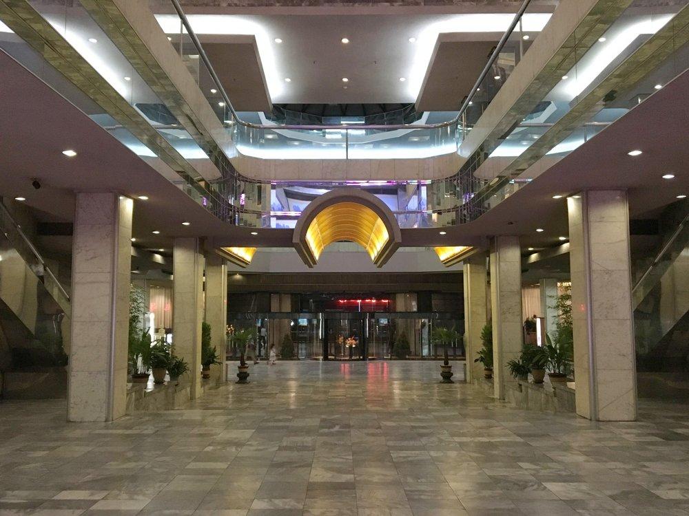 Lobby of Koryo Hotel