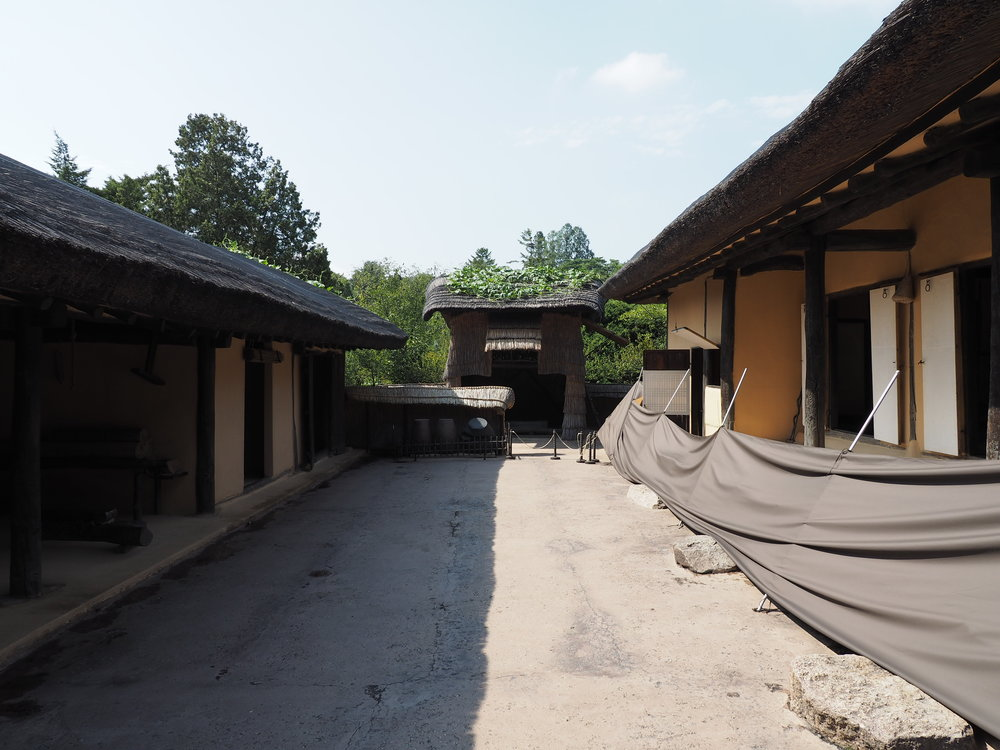 Ancestral home of Kim Il Sung