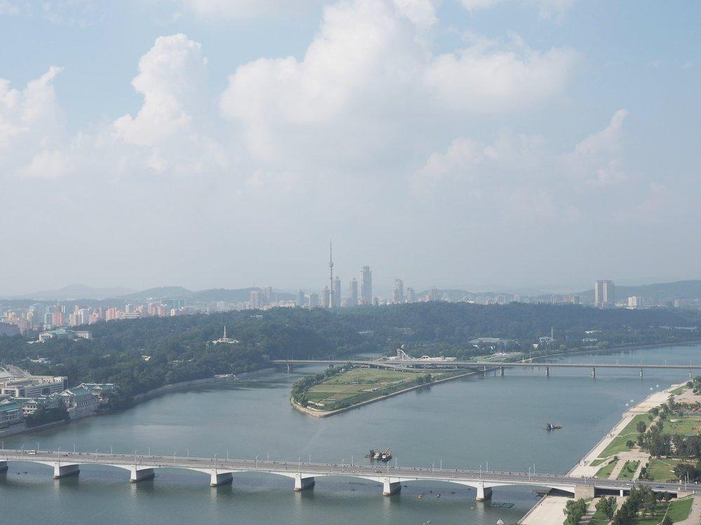 Pyongyang TV Tower