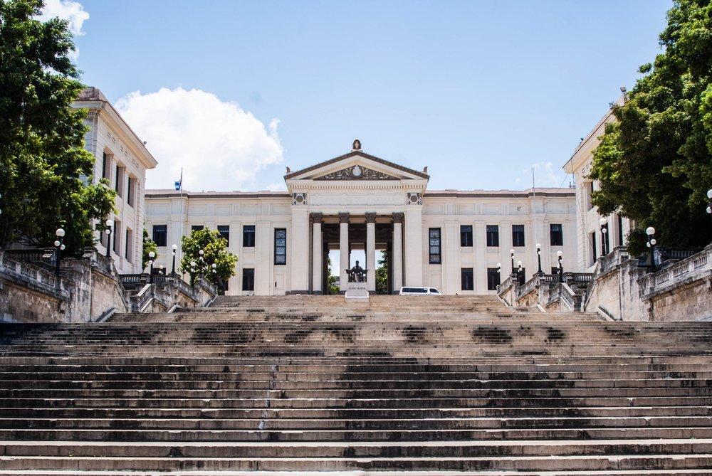 University of Havana (Jack Lenox / Flickr)