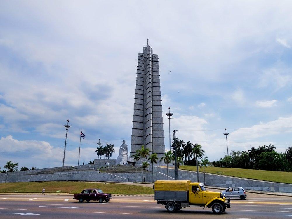 José Martí Memorial (Dan Lundberg / Flickr)