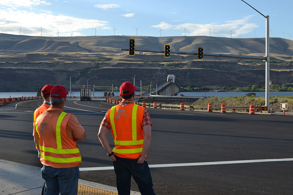 ZincFive's environmentally safe, no maintenance battery solutions are protecting motorists and technology at Oregon's Biggs Junction interchange