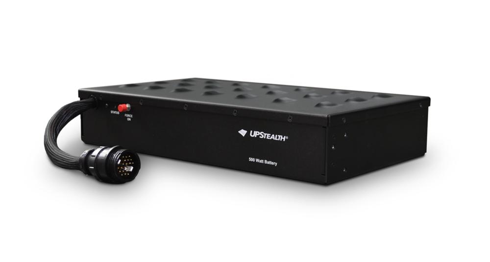UPStealth NEMA Battery Panel