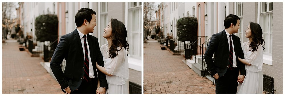 Elizabeth M Photography Norther Virginia Wedding Photographer Heather and David Baltimore Engagement Session_0041.jpg