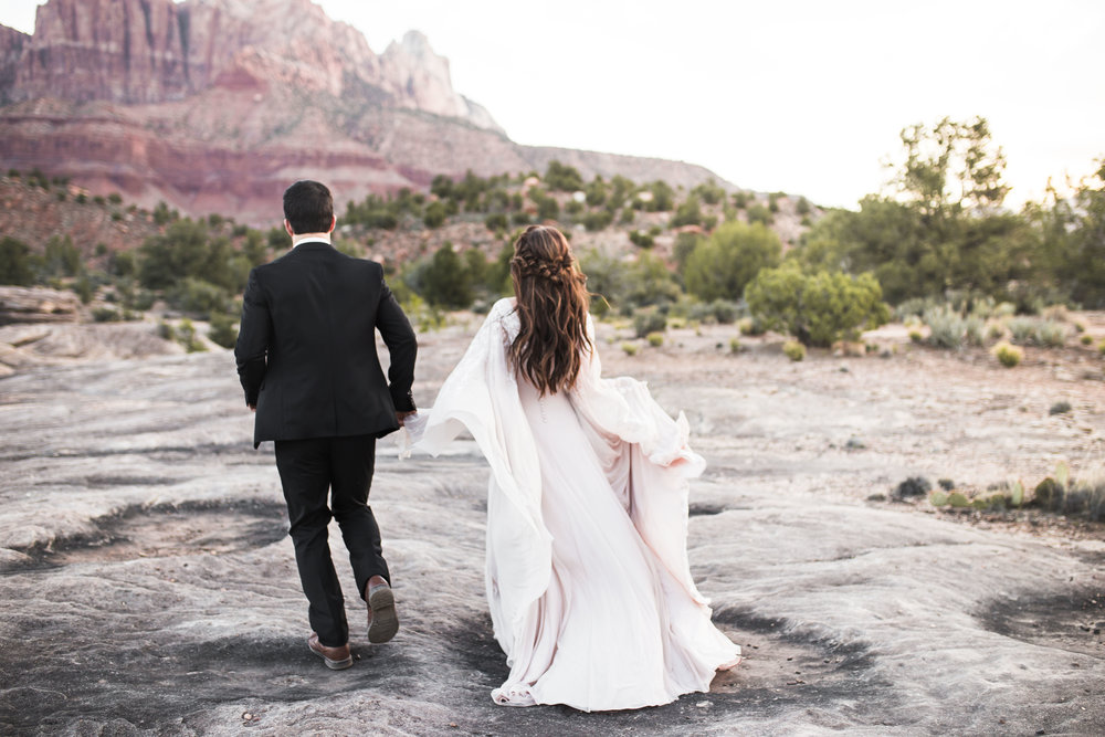 Elizabeth M Photography Zion National Park Elopement Shoot-9370.jpg