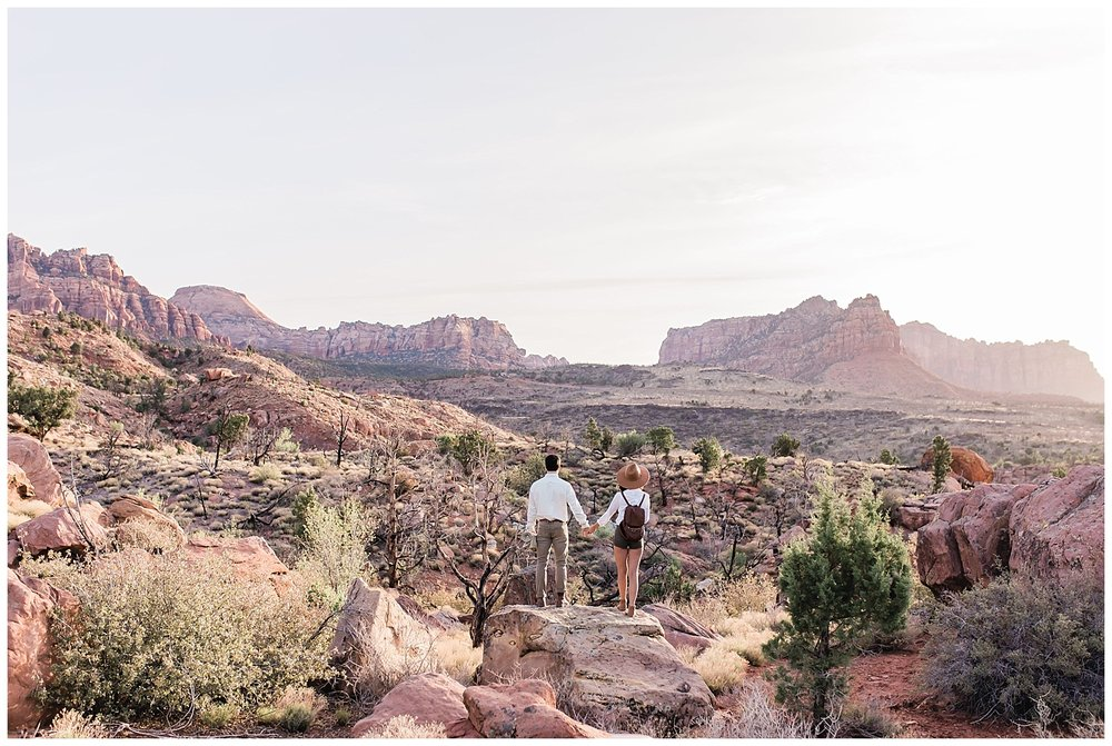 Elizabeth M Photography Northern Virginia Destination Wedding and Elopement Photographer Adventure Photography Zion National Park_0139.jpg