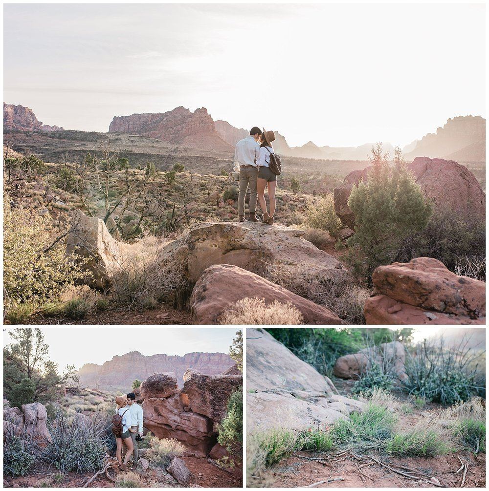 Elizabeth M Photography Northern Virginia Destination Wedding and Elopement Photographer Adventure Photography Zion National Park_0126.jpg