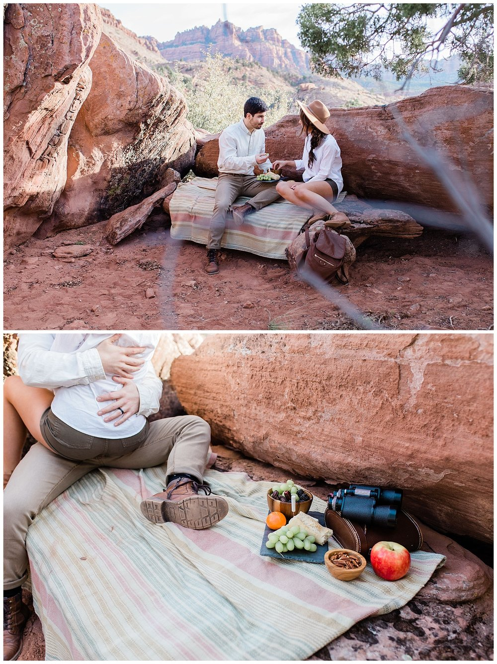 Elizabeth M Photography Northern Virginia Destination Wedding and Elopement Photographer Adventure Photography Zion National Park_0129.jpg