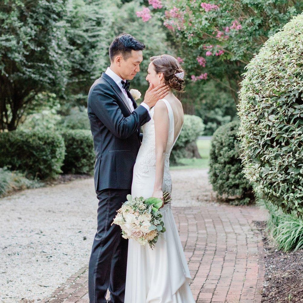 Benny and Angela's Elegant DC Wedding