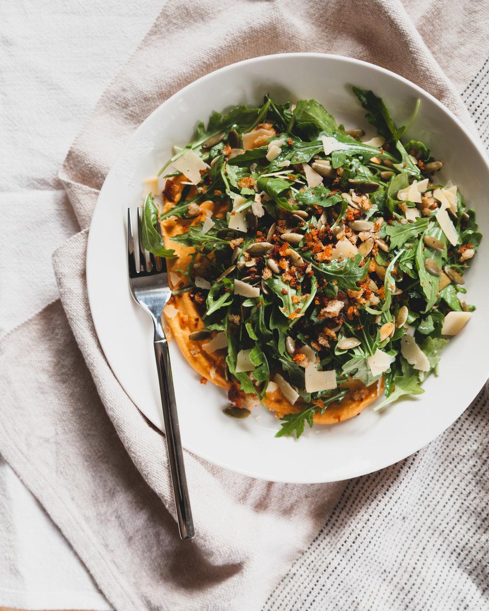 November Salad
