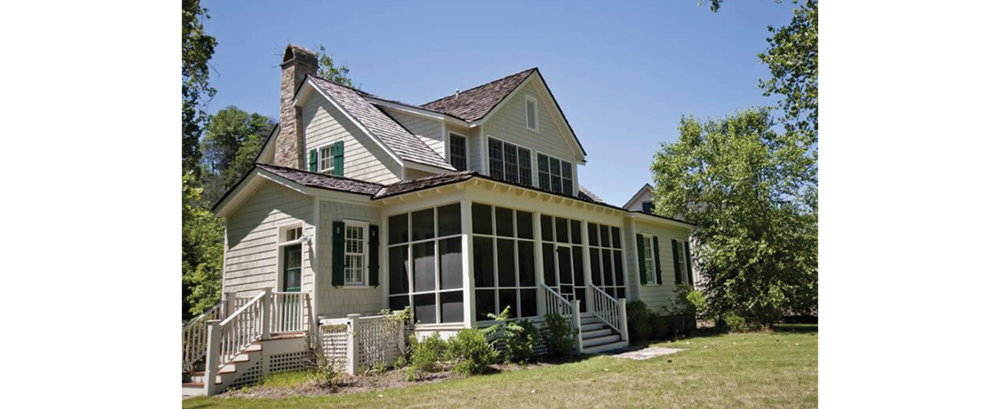 Haward's Creek Cottage, The Greenbrier Sporting Club
