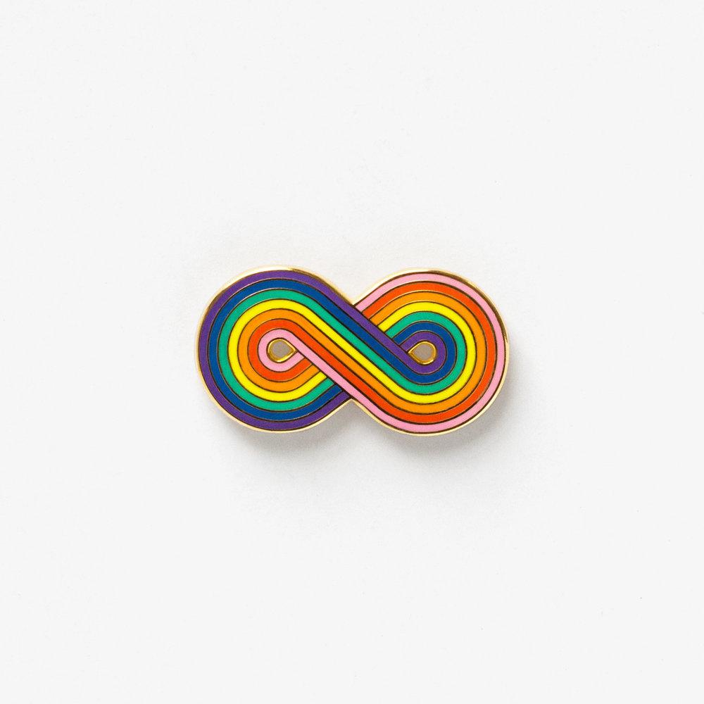 Gay pin