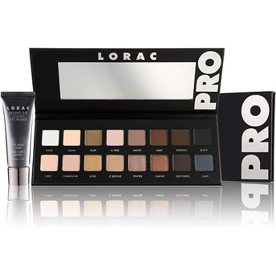 The colors in the Lorac Pro Palette are flat out awesome. You can use it for an every day look, or to create a night out smokey eye. Check out this great makeup tutorial on how to use the palette for that perfect sparkle.